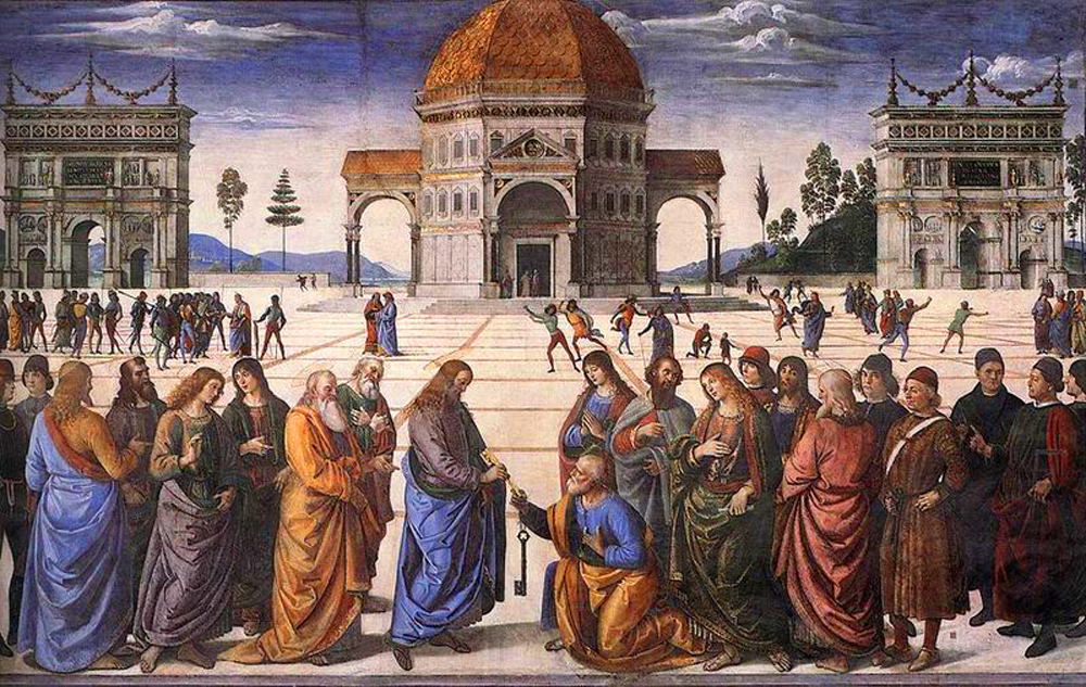 Scripture, Tradition, Magisterium: The Keys to Evangelization