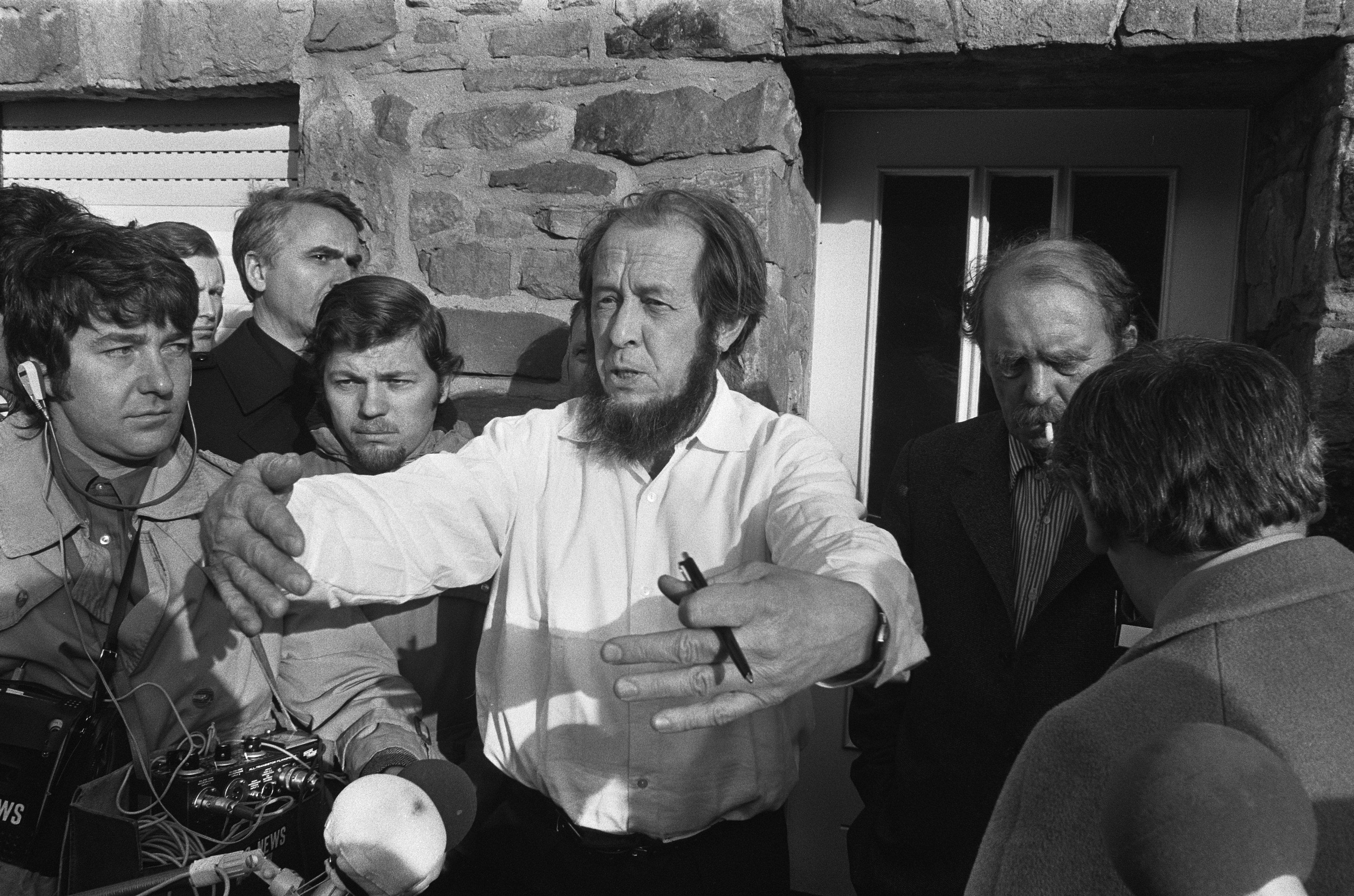 Solzhenitsyn's Religious Teaching