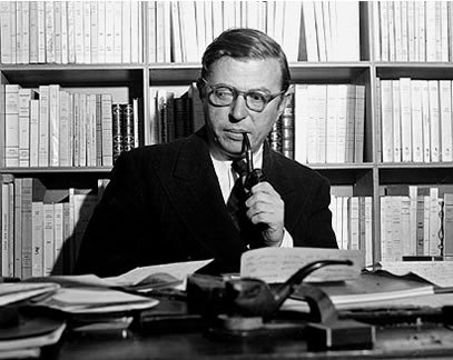 "Human Words as Logos in Sartre's ""Les Mots"""