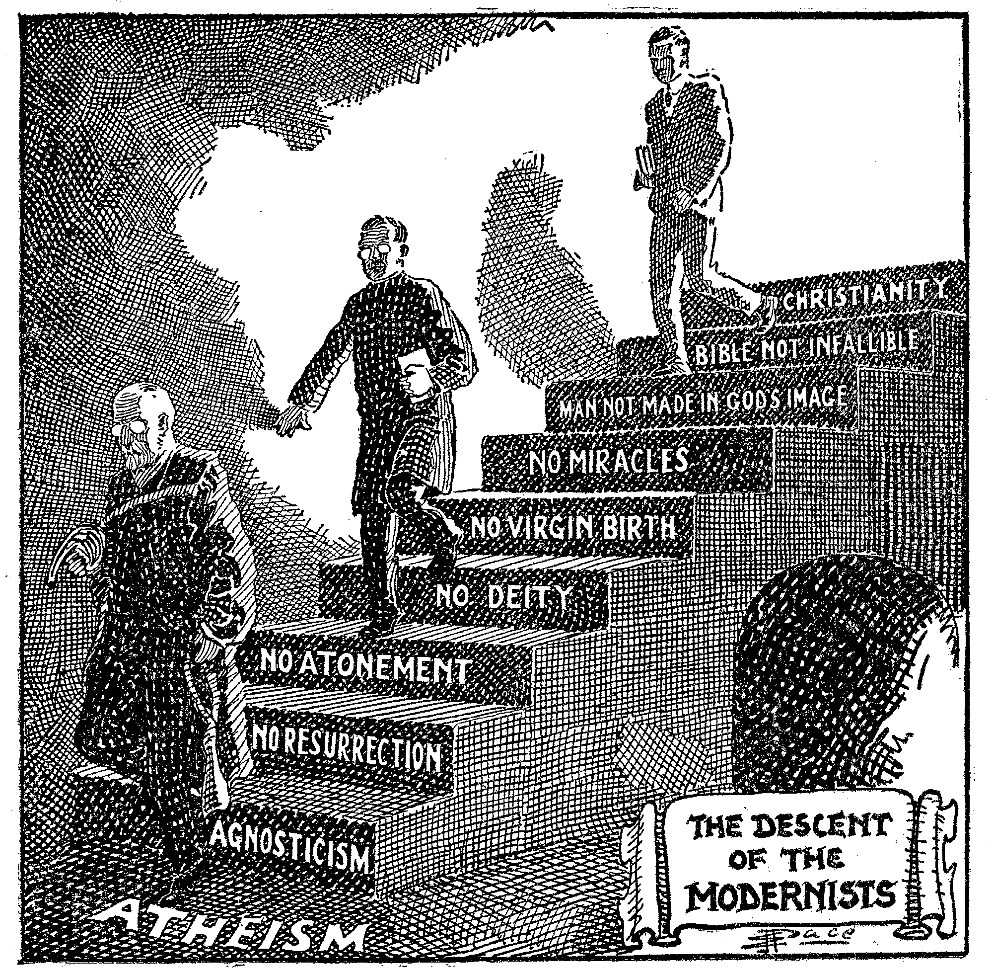 Catholicism, Liberalism, the Right: A Sketch from the 1920's
