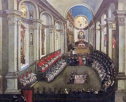 The Chalice Controversy and the Council of Trent
