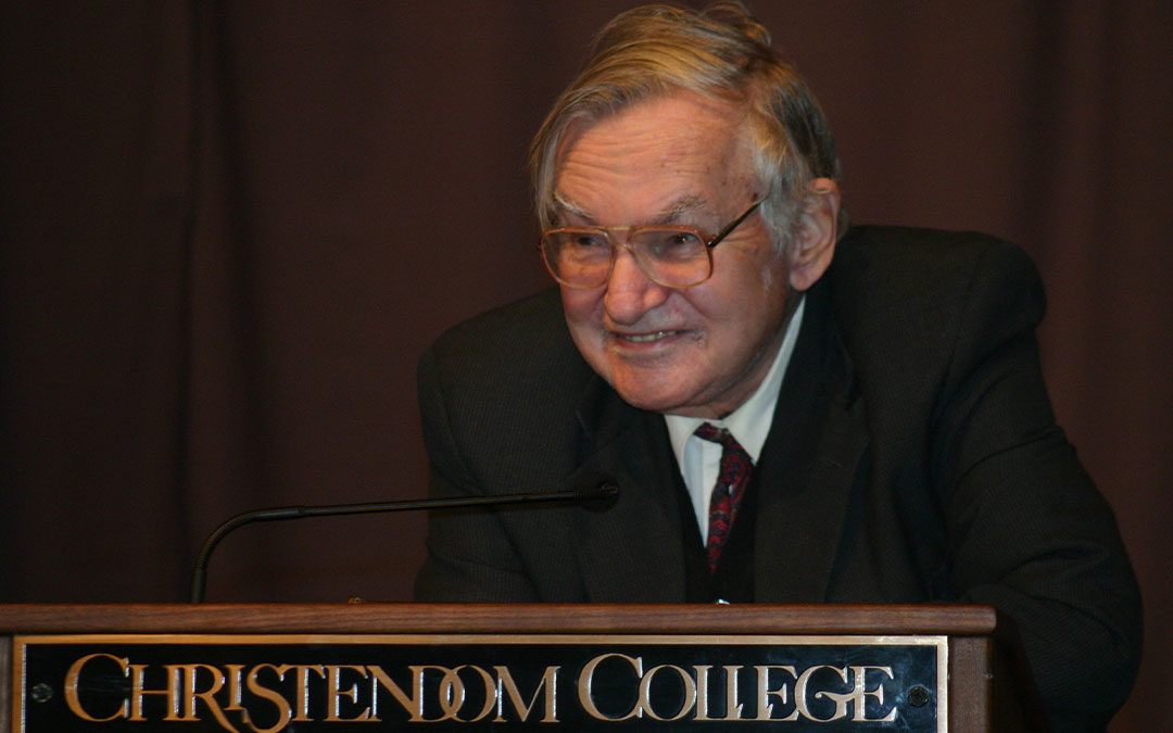 Anniversary Reflections from the Founding President