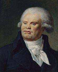Danton's Conversion in the French Revolution