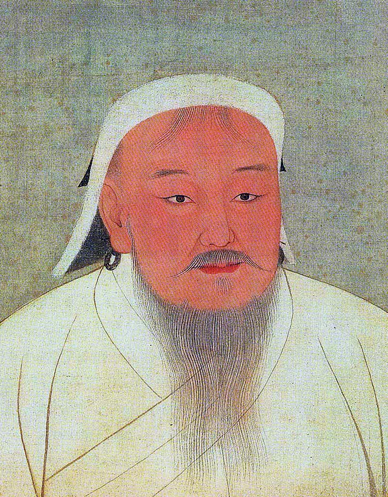 The Shadow of Genghis Khan