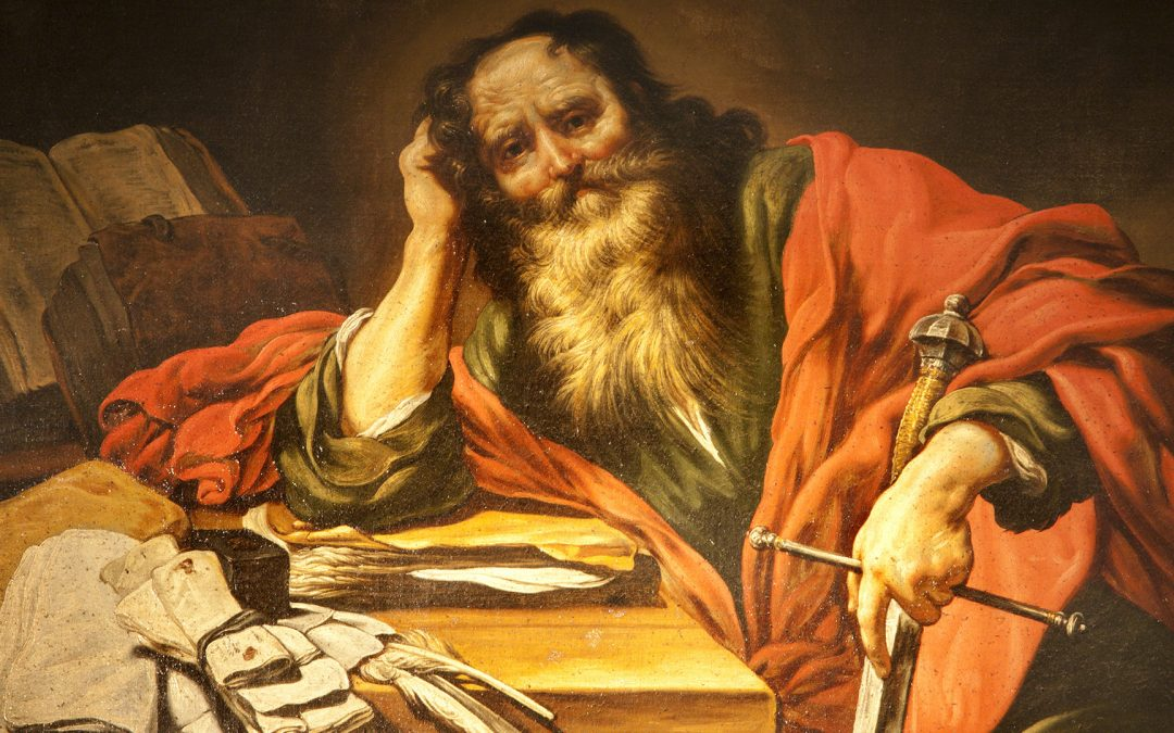 St. Paul and the Crisis of Modern Biblical Interpretation