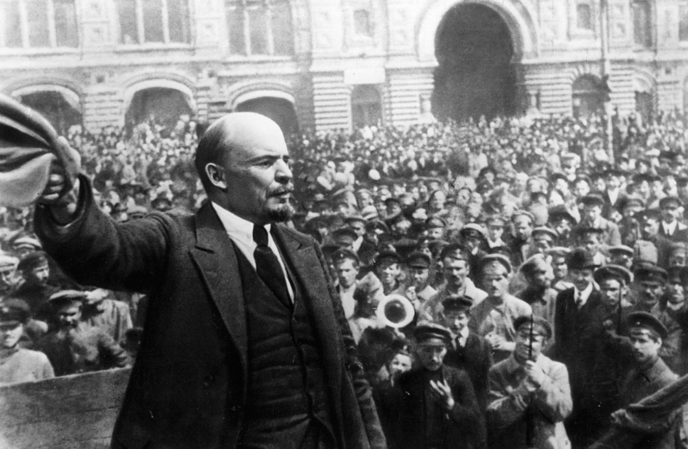 The Russian Revolution: Part Two