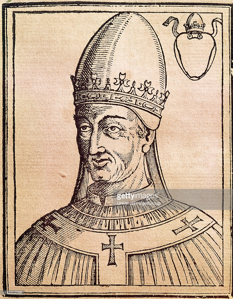 The Transformation of Pope Vigilius