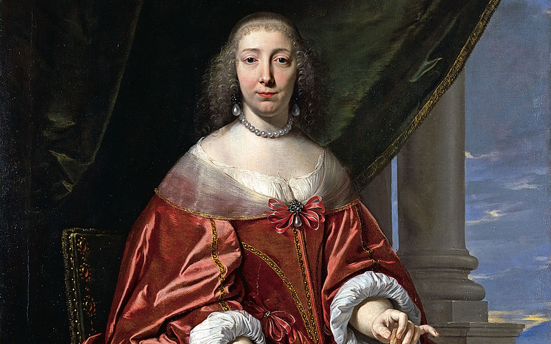"""One World Was Not Enough for Her"": Cardinal Richelieu's Heiress and Her Missionary Empire"