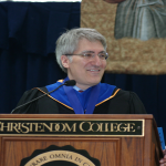 Dr. Robert George Commencement Address